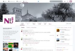 Captura del perfil de @leoneneredcom en Twitter