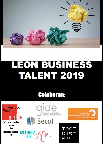 León Business Talent 2019