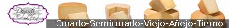 Comprar quesos online - Curado, Semicurado, Viejo, Añejo, Tierno - Degustaleón.com
