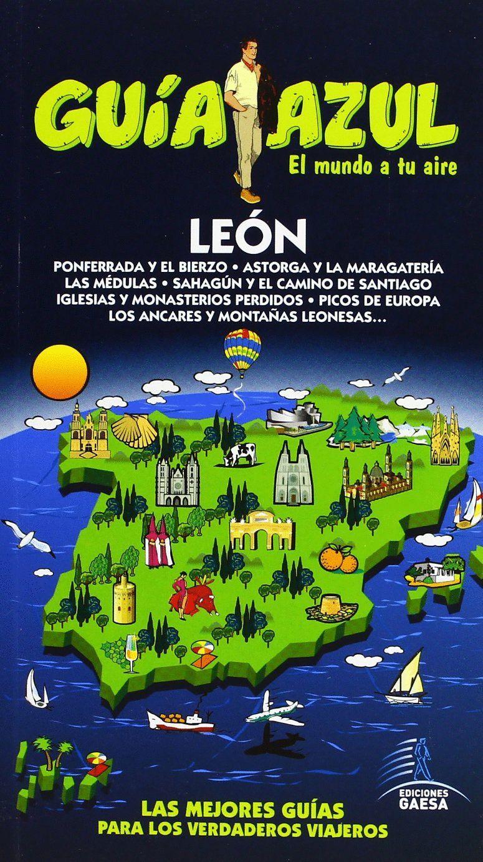 León 2013 Guía Azul