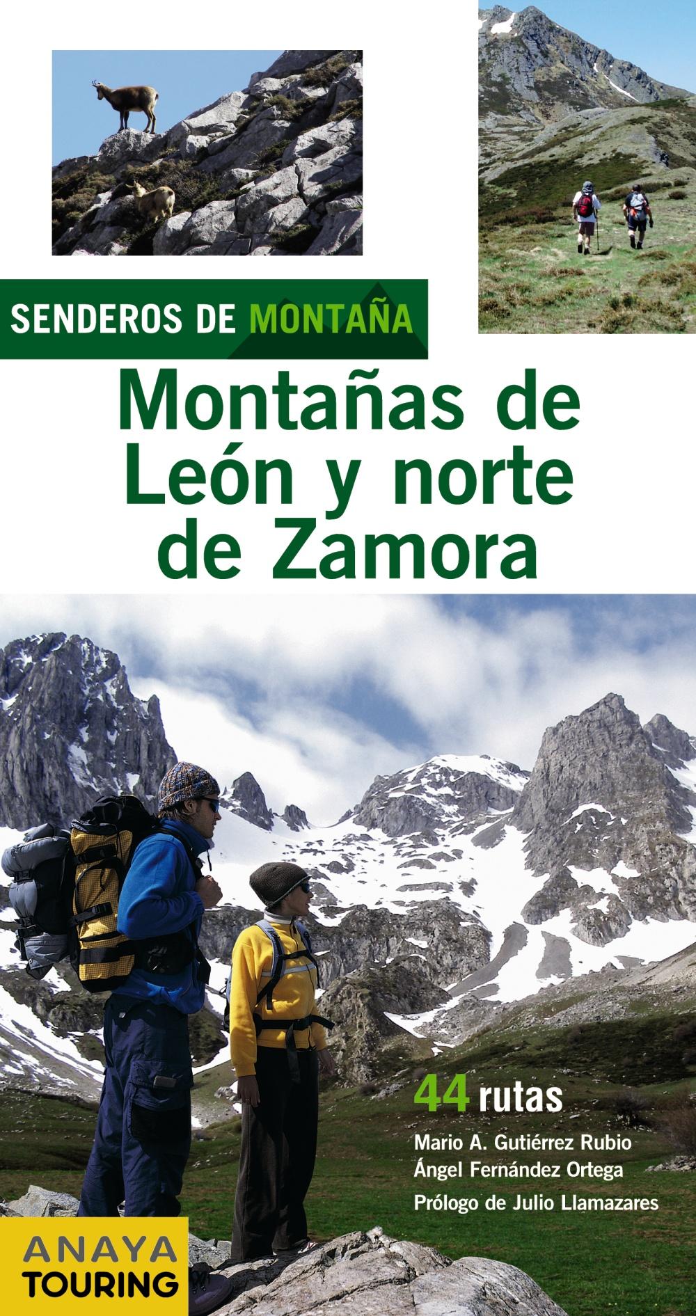 Senderos de Montaña, Montañas de León y norte de Zamora